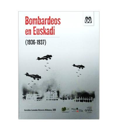 Bombardeos en Euskadi (1936-1937) - portada