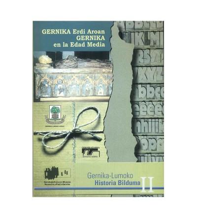 Gernika en la Edad Media (portada) / Gernika Erdi Aroan