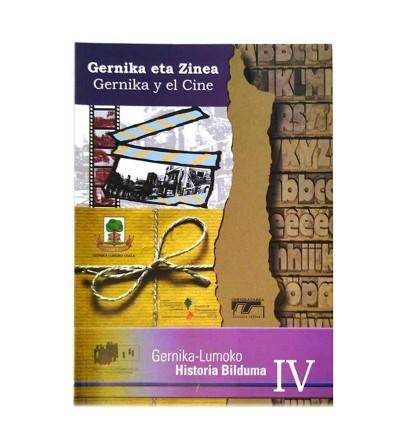 Gernika eta Zinea / Gernika y el cine (portada)