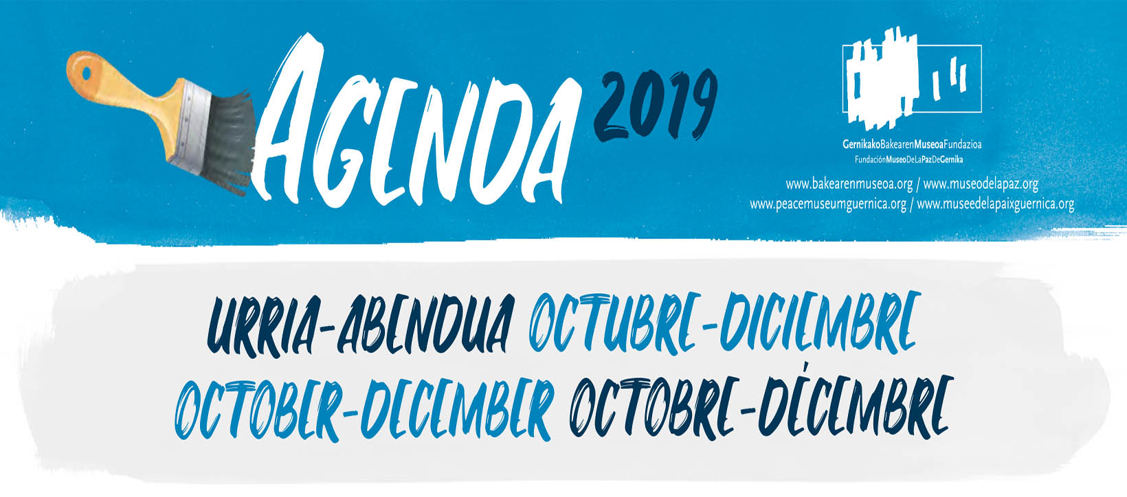 Agenda 2019, 4<sup>to</sup> trimestre